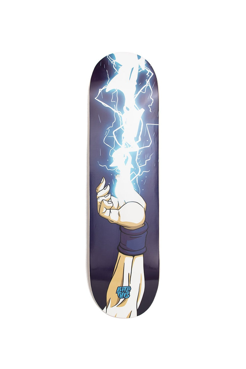 The Force Skateboard Deck SKATE DECK BiteThis