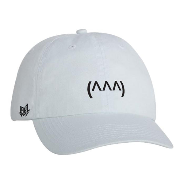 JAUZ DAD HAT WHITE