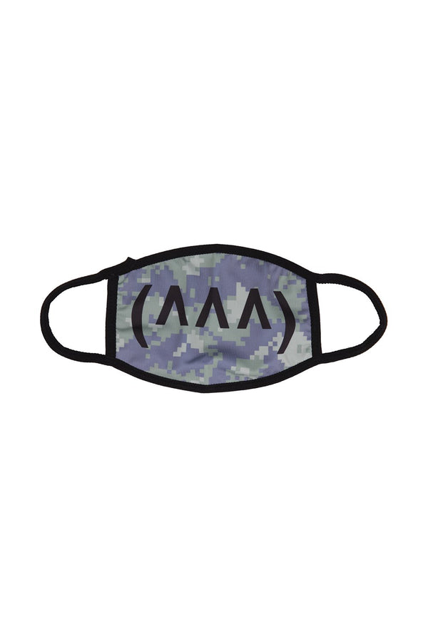 SHARK SQUAD DIGICAMO FACE MASK ACCESSORIES JAUZ OFFICIAL