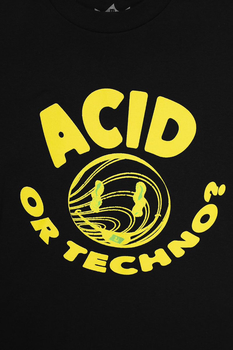 ACID or TECHNO T-Shirt T-SHIRT JAUZ OFFICIAL