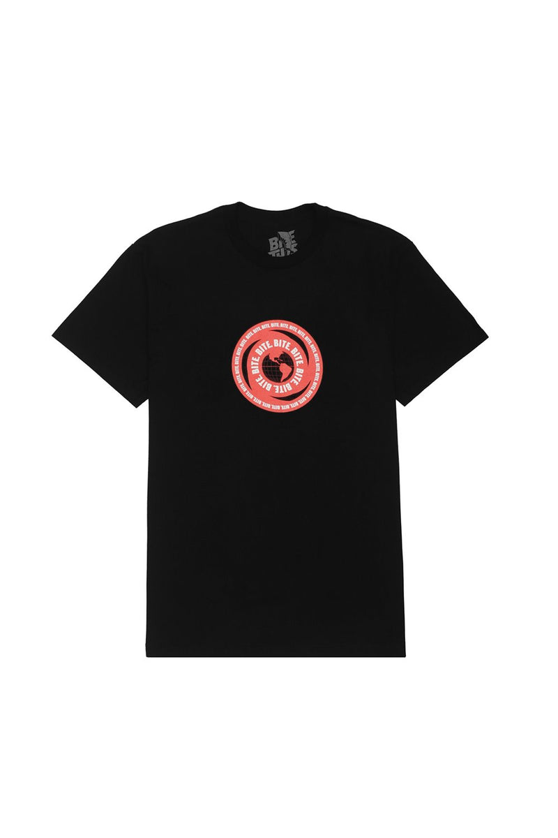 Bite Worldwide T-Shirt T-SHIRT BiteThis S Black