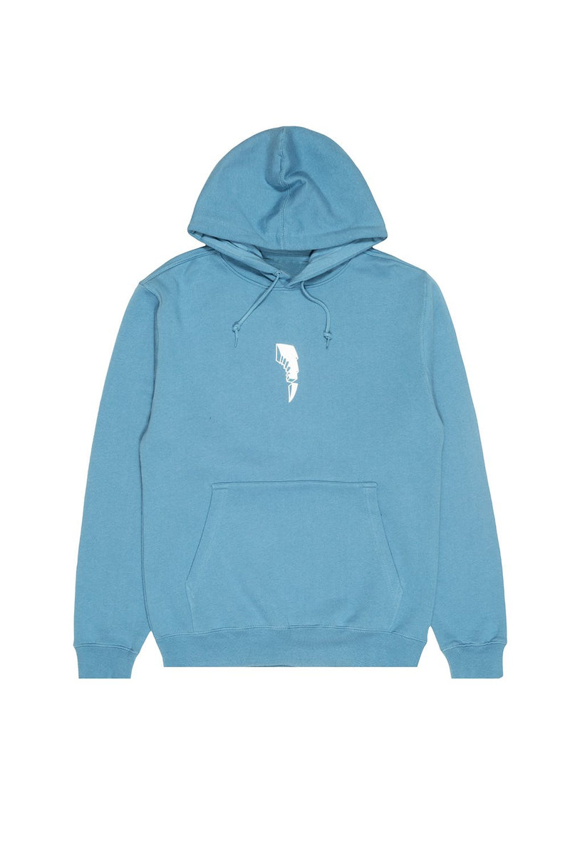 Bite This Hoodie OUTERWEAR BiteThis S Light Blue
