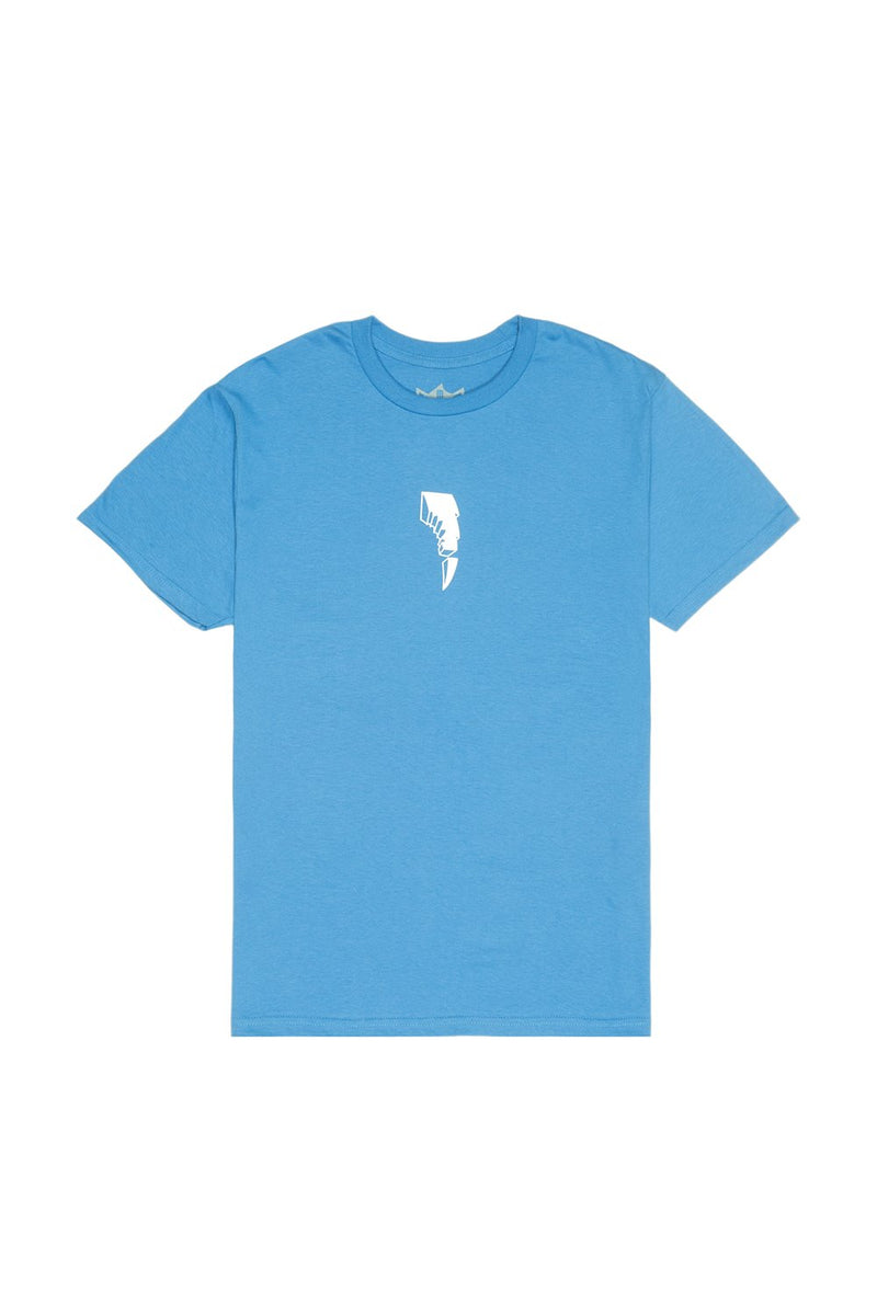 Bite This Logo T-Shirt T-SHIRT BiteThis S Light Blue