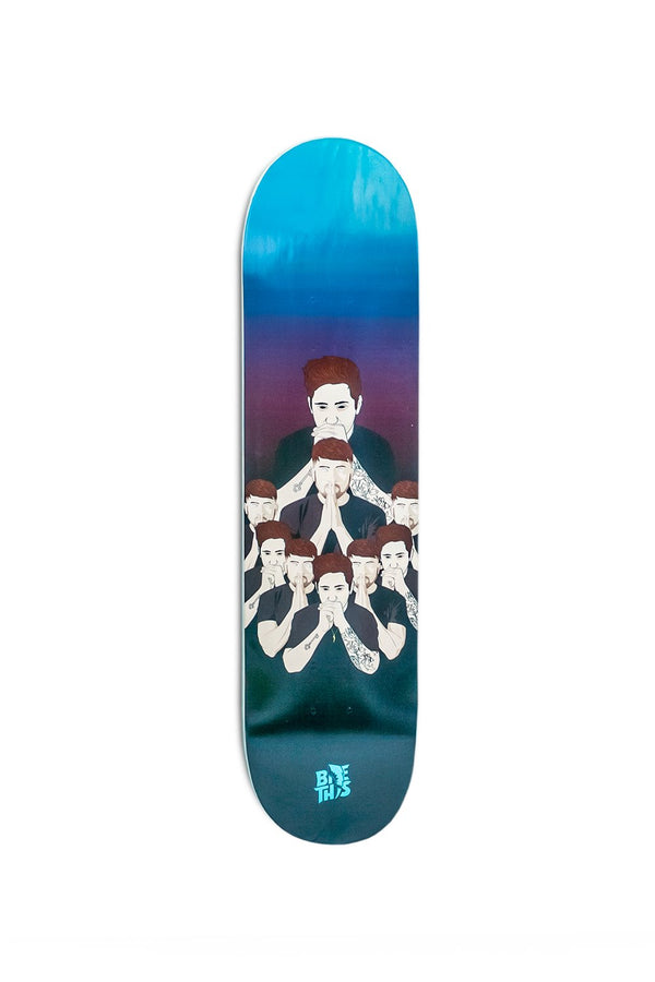 I Dare You Skateboard Deck SKATE DECK BiteThis