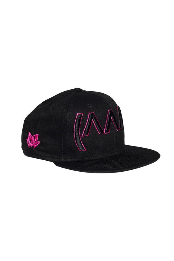 PINK SHARK SQUAD SNAPBACK HEADWEAR JAUZ OFFICIAL