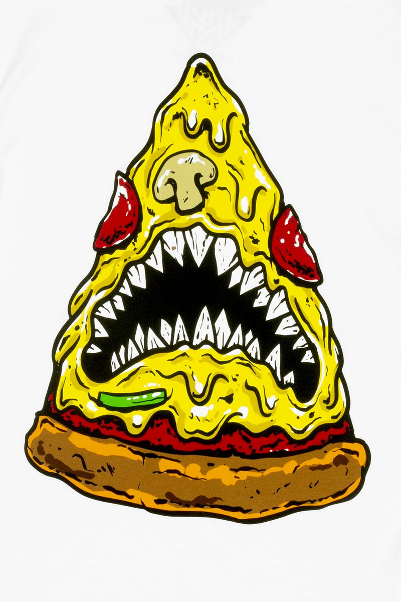 Pizza Shark T-Shirt T-SHIRT BiteThis