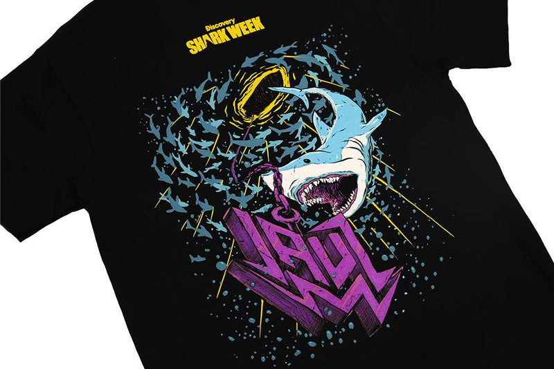 Feeding Frenzy T-Shirt T-SHIRT JAUZ OFFICIAL