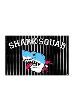 Shark Head Flag ACCESSORIES JAUZ OFFICIAL