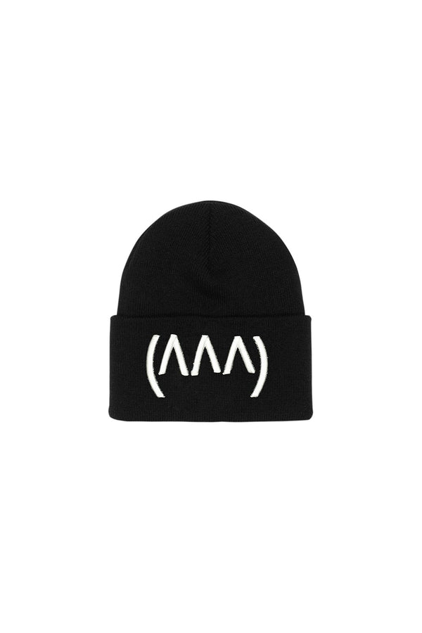 JAUZ BEANIE HEADWEAR JAUZ OFFICIAL Black