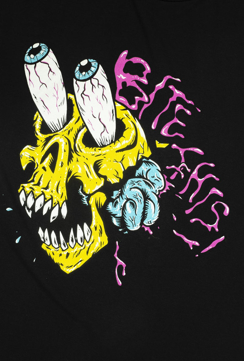 Skull Screamer T-Shirt T-SHIRT BiteThis