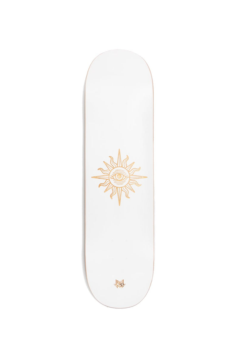 The Wise Skateboard Deck SKATE DECK JAUZ OFFICIAL