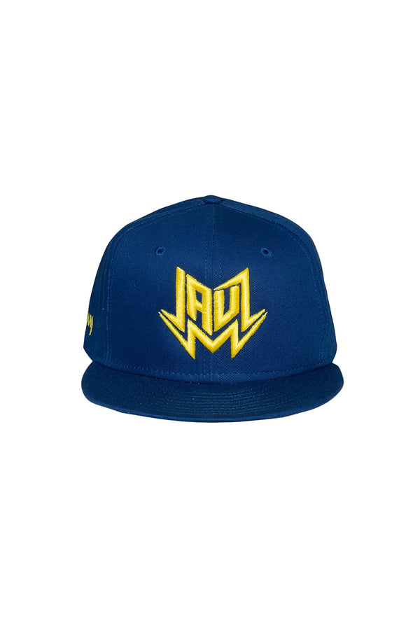 WARRIOR SNAPBACK HEADWEAR JAUZ OFFICIAL Blue