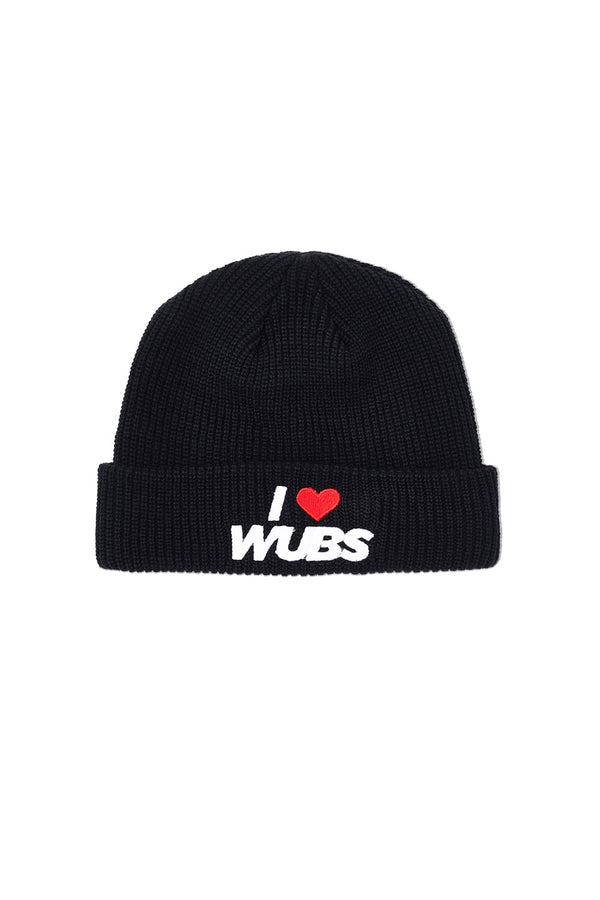 WUBS Beanie HEADWEAR JAUZ OFFICIAL Black