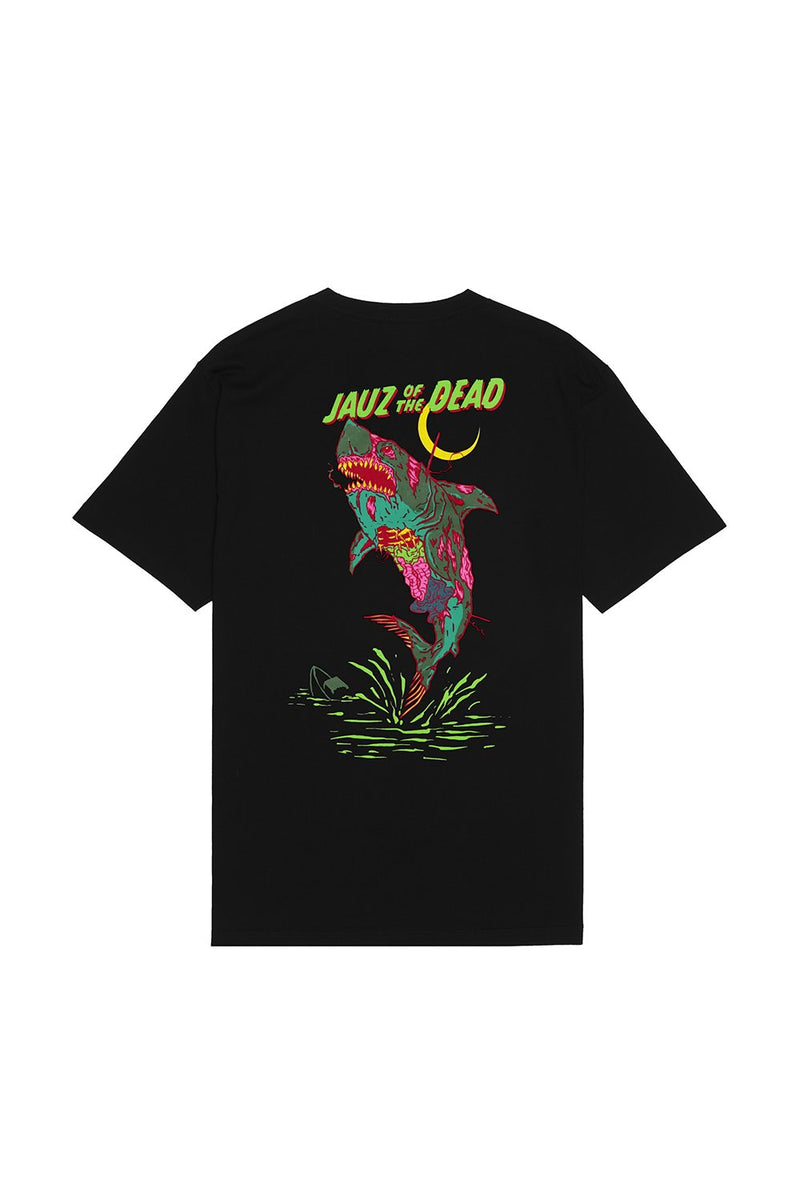 Zombie Shark T-Shirt T-SHIRT JAUZ OFFICIAL