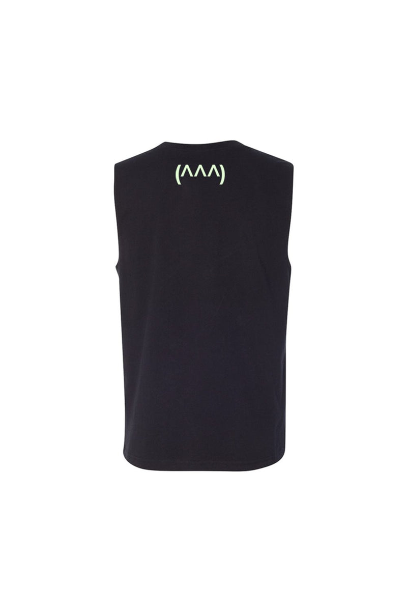 Jauz Glow in the Dark Muscle Tank JAUZ OFFICIAL