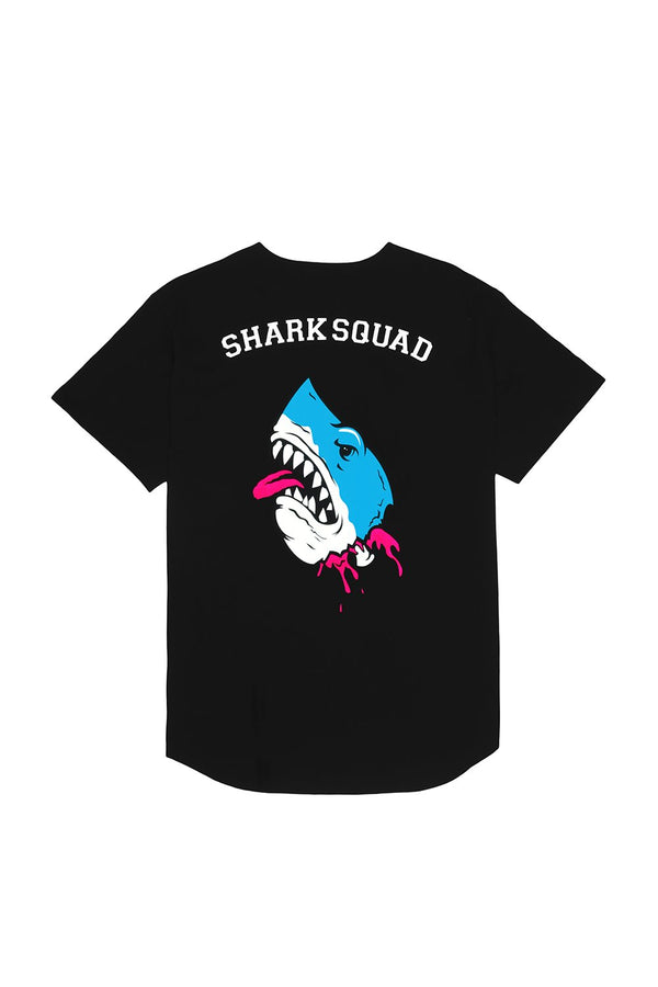 Shark Head Baseball Jersey JERSEY JAUZ OFFICIAL