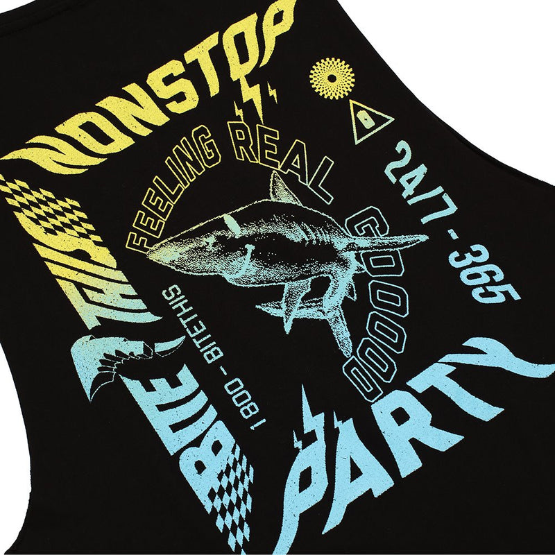 Non-Stop Party Sleeveless Tank MEN BiteThis