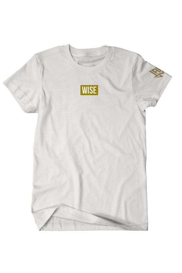 Wise T-Shirt T-SHIRT JAUZ OFFICIAL S White