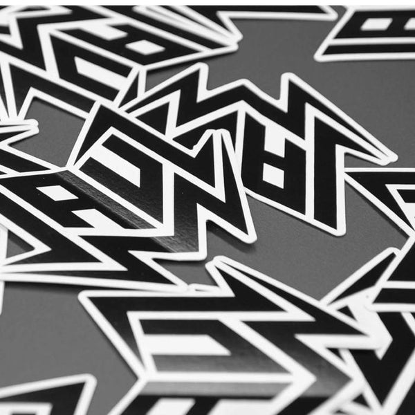 LOGO STICKER ACCESSORIES JAUZ OFFICIAL