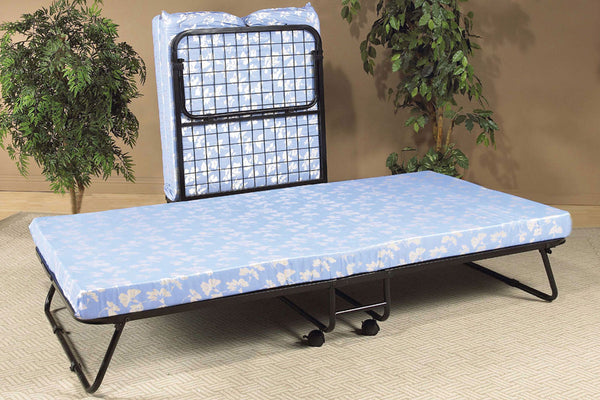 Rollaway Folding Bed with Foam Mattress