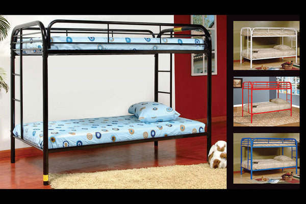 Single/Single Metal Bunk Bed