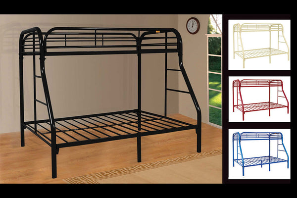Single/Double Metal Bunk Bed