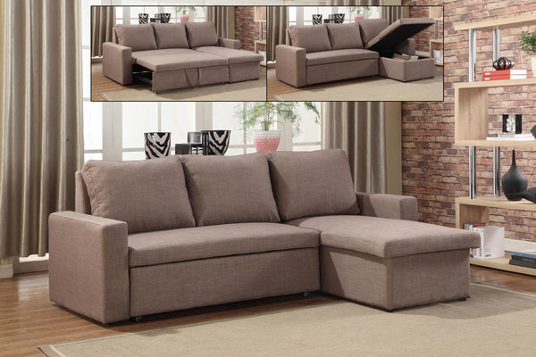 Sectional Sofa Bed