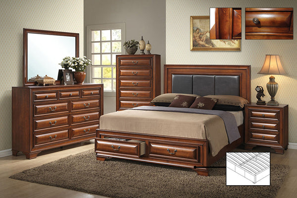 Donelda Bedroom Set