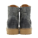 Fashion Women's Snow Boots Side Zipper New Multiple Colors