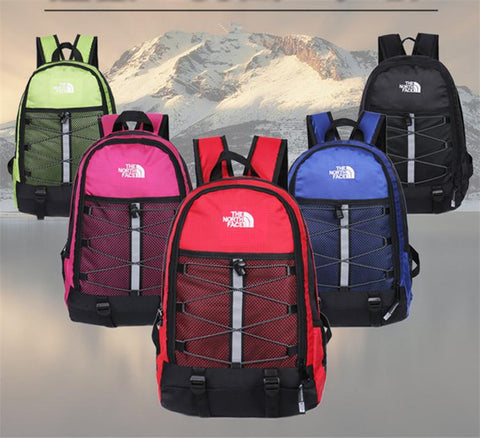 Backpack Boys & Girls Travel Outdoor Sports School Bags Various Colors Fast Shipping