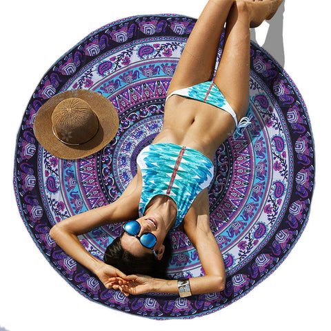 Bohemian Beach Towels