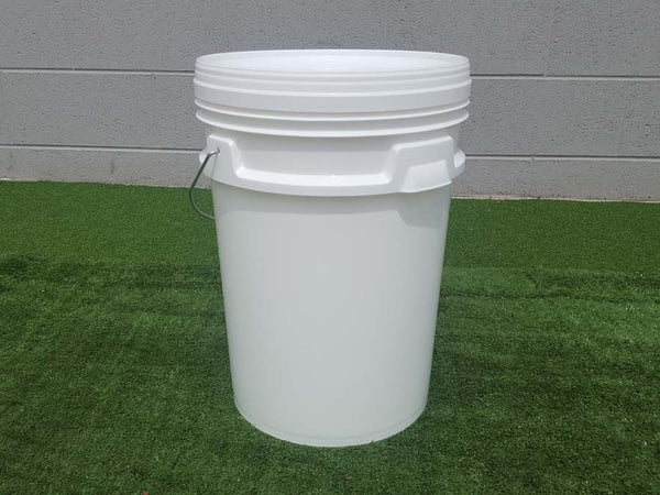 Pail 20 litre food grade bucket