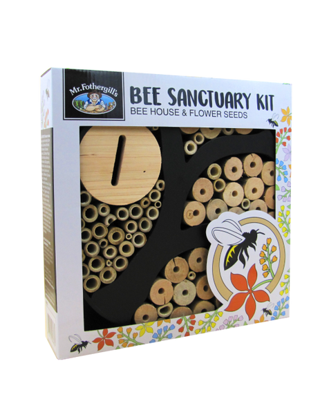 Bee and insect house Round