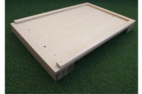 Beehive Langstroth Base Board / bottom board