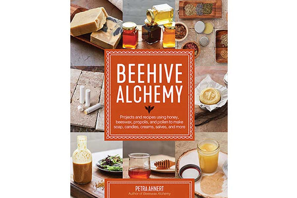 Book - Beehive Alchemy