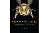 Book -Bees Of Australia - A Photographic Exploration