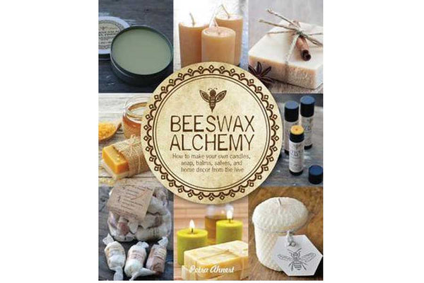 Book - Beeswax Alchemy