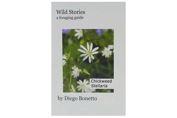 Book - Wild Stories Book - Foraging Guide