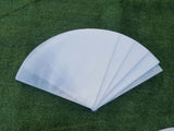 Wax filters bag of 10