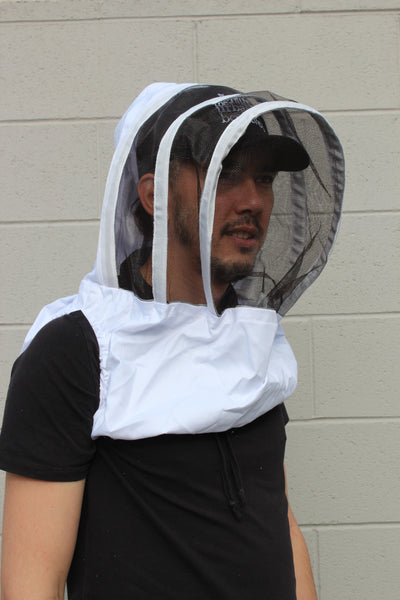 Bee Veil Head and shoulders Adult