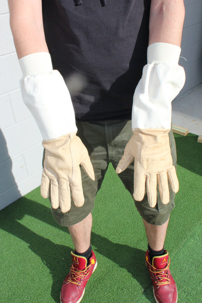 Glove washable Cow Hide