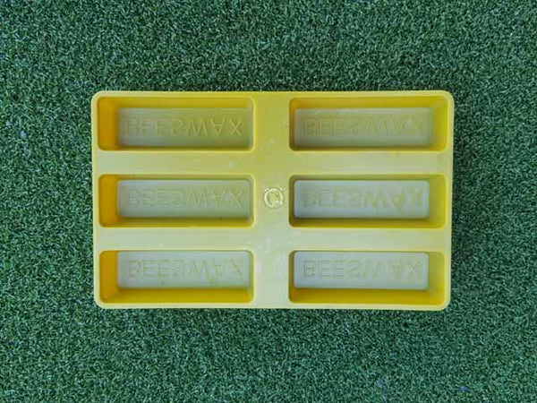 30g x 6 wax bar mold