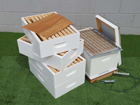 Complete Beehive Starter Kit (Ideal size Honey Supers)