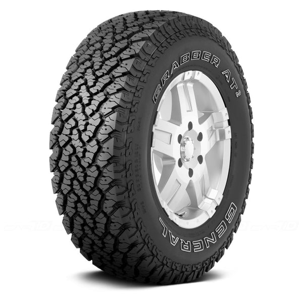 General Grabber AT2 LT265/70 R17 (121/118Q) - GENERAL - Llanta y llantas online