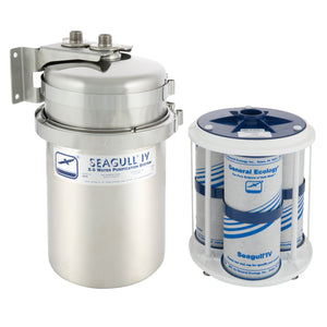 "Seagull® IV X-6 with 3/4"" NPT Ports and Marine Bracket"