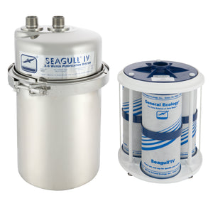 "Seagull® IV X-6 Drinking Water Purifier with 1"" NPT Ports and RS-6SG Module"