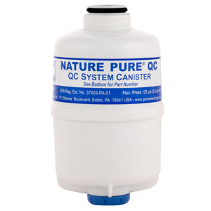 RS1QC Nature Pure® QC Canister