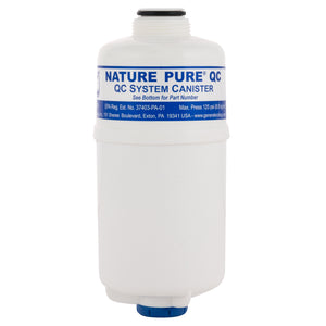 RS2QC Nature Pure® QC Canister