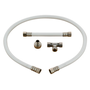 "6"" and 30"" Hose, Tee, and FIP Adapter/Gasket Kit"