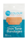 Tru-Colour Skin Tone Bandages: Variety 4-Bag (120-Count; Multi)